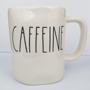 NWOT Rae Dunn Caffeine Mug